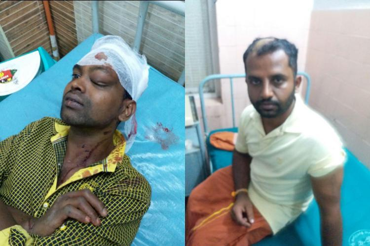 TN Hindu Munnani members clash with Sri Lankan refugees as volleyball match turns violent