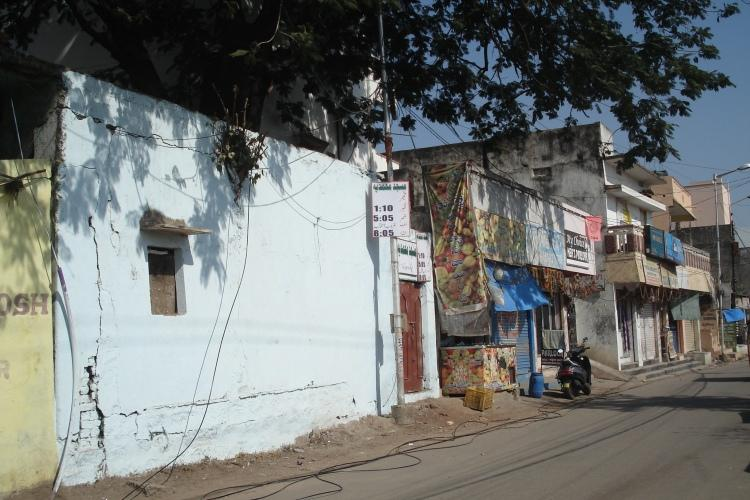 How a religious structures renovation in Hyderabad has sparked communal tension