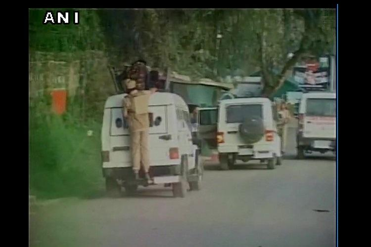Black day for India 17 soldiers martyred in Uri attack four terrorists killed