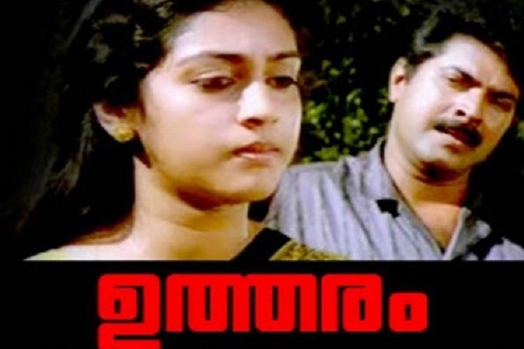 30 years since its release why Mammoottys Utharam still remains a relevant thriller