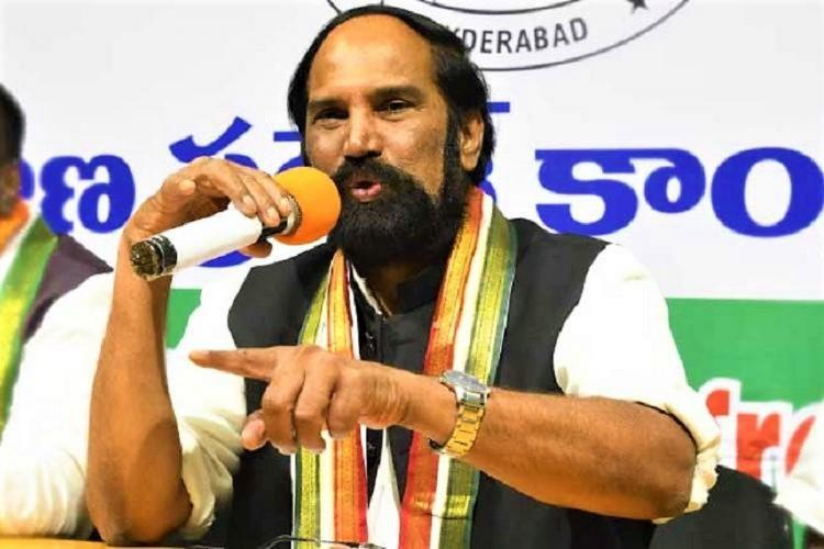 Telangana Congress alleges scam by TRS govt in distribution of cash as flood relief