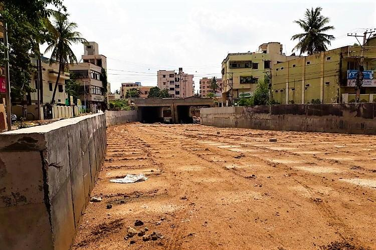 4 years no relief Red tape inefficiency choke Hyd bridge projects leaving roads in a mess