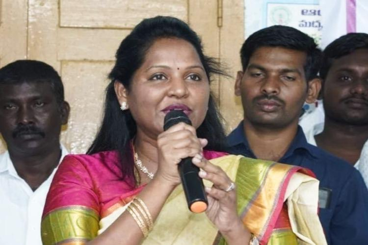 Dalit MLA from AP visits Ganesh pandal faces casteist abuses for polluting deity