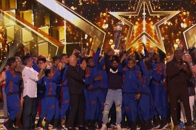 Indian dance crew that wowed judges with Marana Mass wins Americas Got Talent