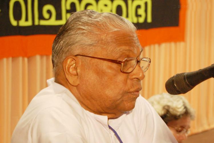 No space for communal parties VS upset over induction of new allies into Kerala LDF