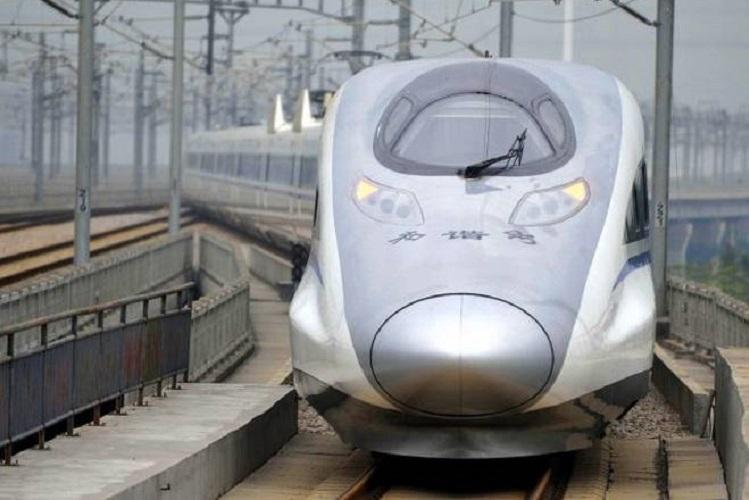 Railways target completing Bullet Train project ahead of its August 2022 deadline