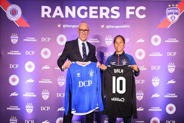 Bala Devi becomes 1st Indian woman professional footballer to sign overseas contract