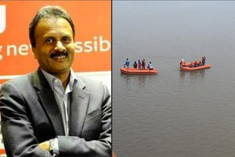 Caf Coffee Day founder VG Siddhartha missing Firefighters divers boats deployed