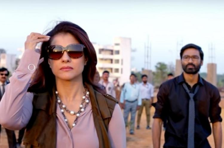 VIP 2 trailer Kajol looks smashing but heres hoping shes more than an Amul Baby villain