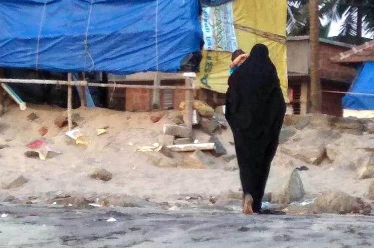 Too thin dandruff Abandoned for petty reasons Malabar women fight triple talaq
