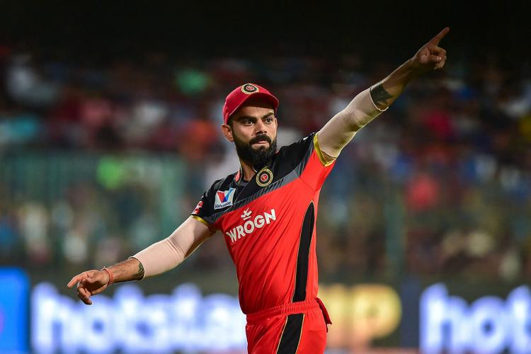 RCB beat SRH by six runs win second game of IPL 2021