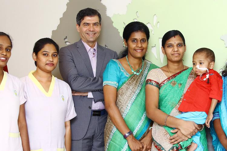 Gut instinct The Chennai doctor trying to save thousands of children every year