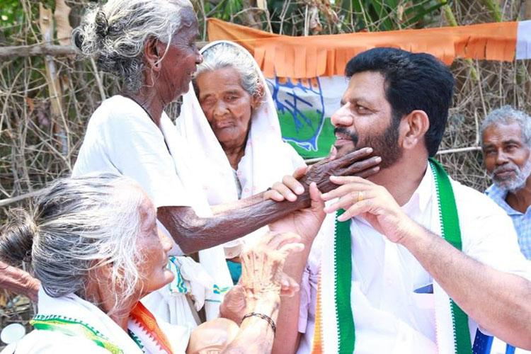 Palakkad is as much a Congress bastion as LDF UDF candidate VK Sreekandan to TNM
