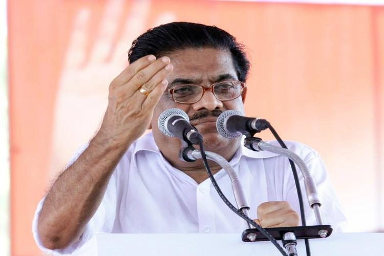 Black magic items retrieved from Congress leaders house in Thiruvananthapuram