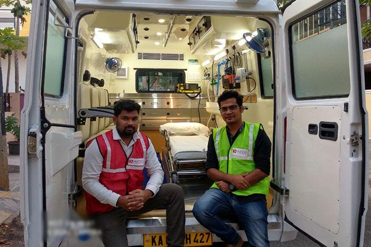 How a Bengaluru duo is helping people get better access to emergency services in India