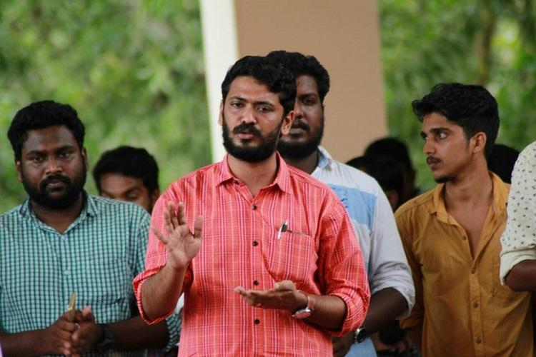 SFI president VP Sanu apologises after SFI cadres stab student in Kerala
