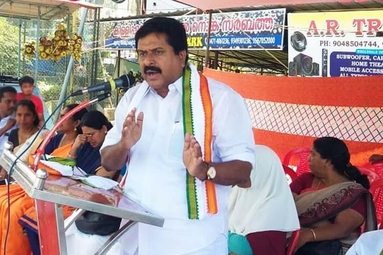 Kerala Vigilance registers case against former Congress Minister VS Sivakumar