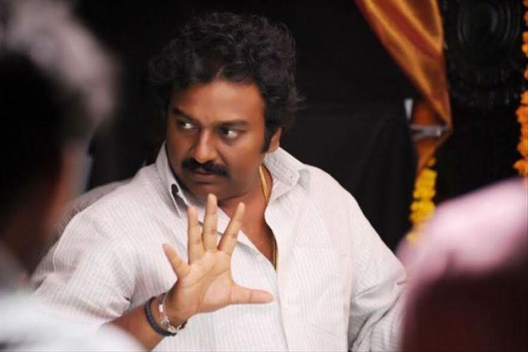 Director VV Vinayak to play hero in Seenayya