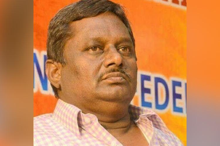 Chennai journo who displayed anti-govt book at fair arrested for criminal intimidation