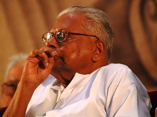 VS Achuthanandan to contest from Malampuzha for the fourth time