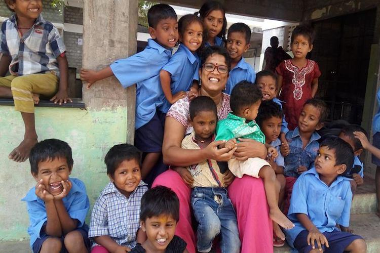This TN woman started a school that is changing the lives of kids from nomadic tribes