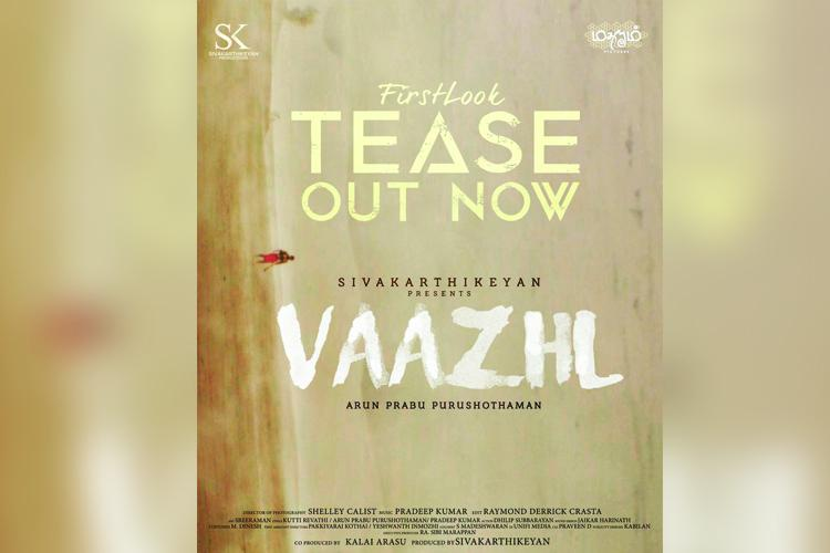 Teaser of Sivakarthikeyans next production Vaazhl released