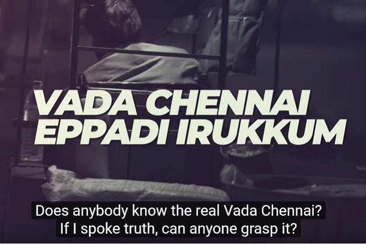 Watch Do you know Vada Chennai Pa Ranjiths Casteless Collective sings