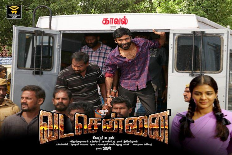 First look out for Dhanushs ambitious project Vada Chennai with Vetri Maaran