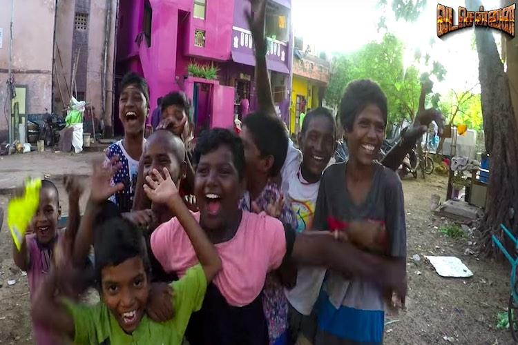 Watch Life in Vada Chennai video paints a vivid picture of North Madras