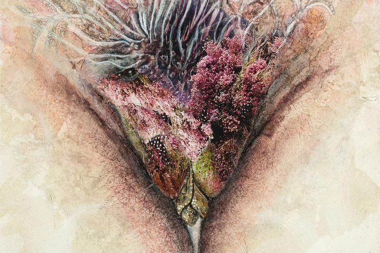 Photos This artists stunning body positive paintings of the vagina will leave you mesmerised
