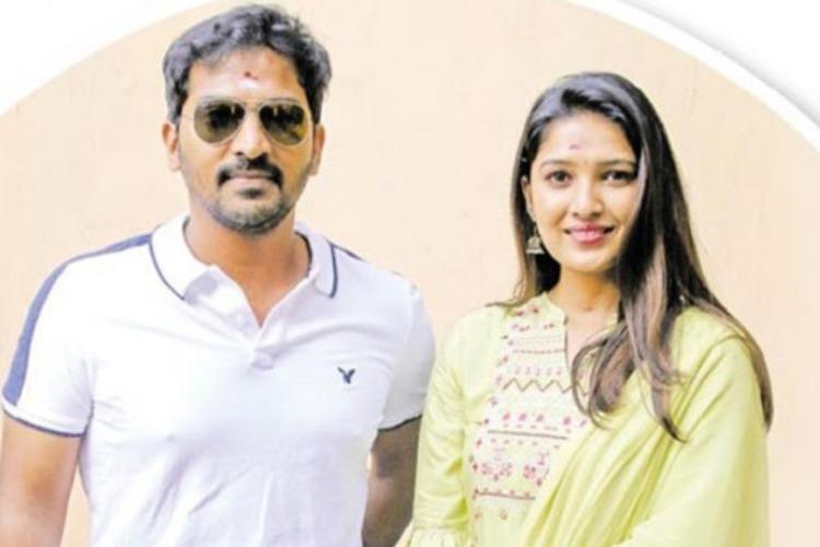 Vaibhav and Vani Bhojan to star in Kallam Karka