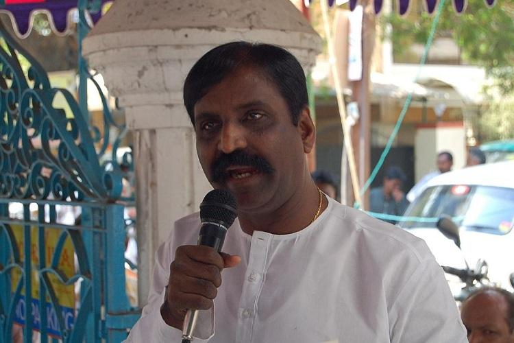 Poet Vairamuthu lands in controversy for speech on Andal expresses regret