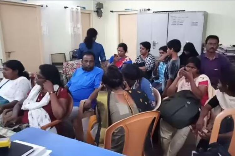 TN Adivasi teens alleged rape 17 activists arrested for visiting girls family