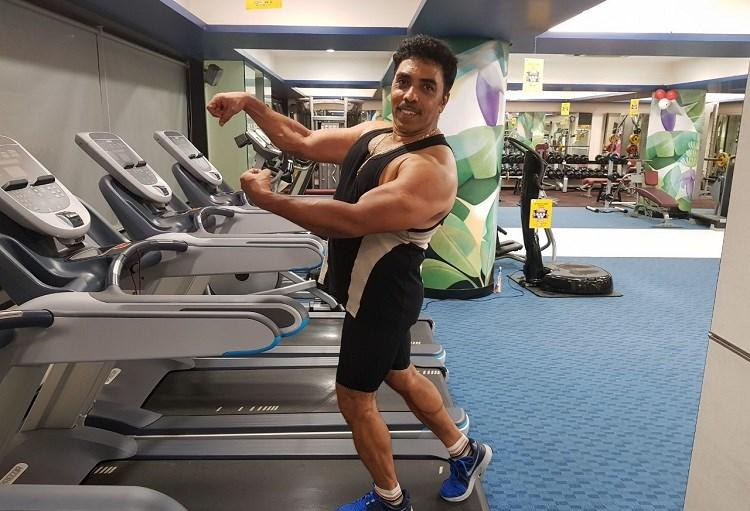 Meet Valentine the 52-year-old body builder cop from Mangaluru making India proud
