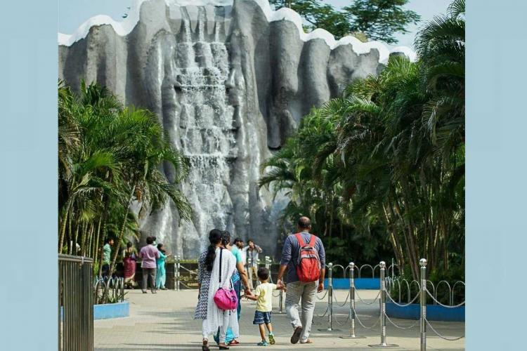 Vandalur zoo in Chennai reopens with safety measures increased entry fee