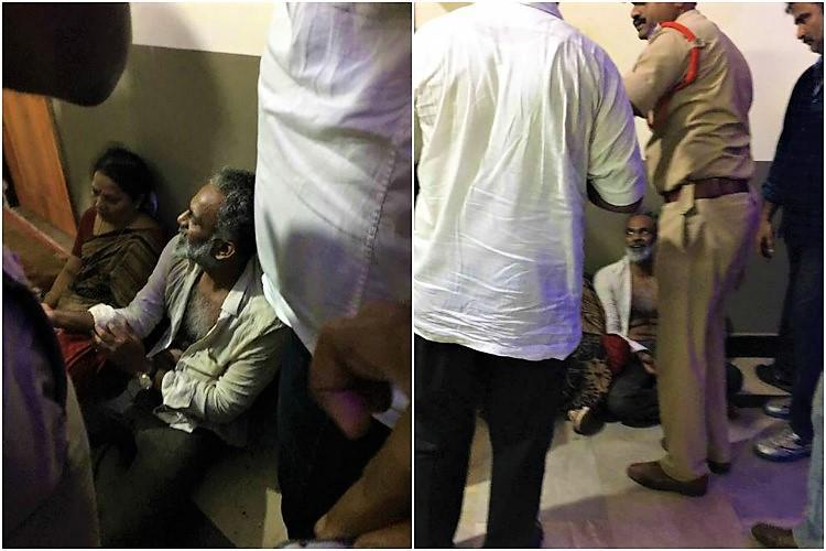 YSRCP mans remarks on Vangaveeti Ranga trigger row Kapu leaders son and wife arrested