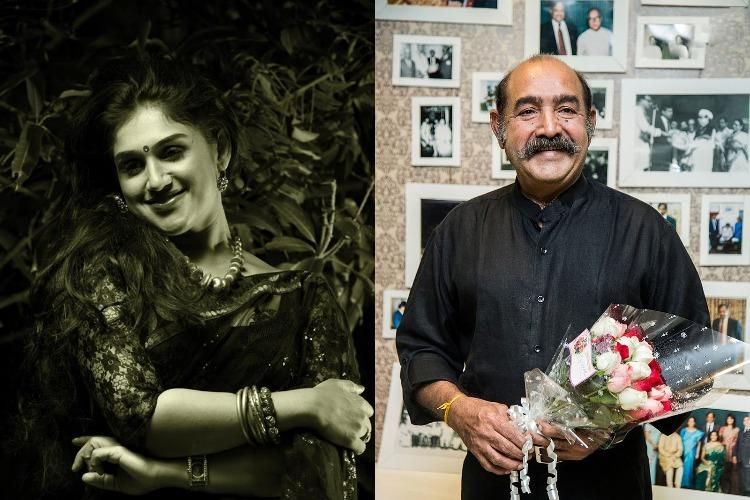 Actor Vijayakumar and daughter Vanitha embroiled in feud over property