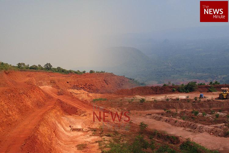 A picture of neglect How bauxite mining has affected tribals in APs East Godavari