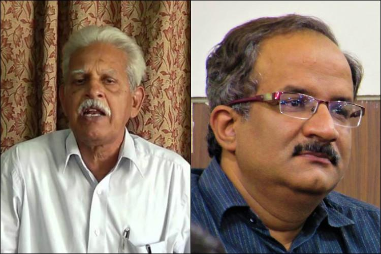 Police take writer Varavara Rao into custody in Hyd raid residences of journalists