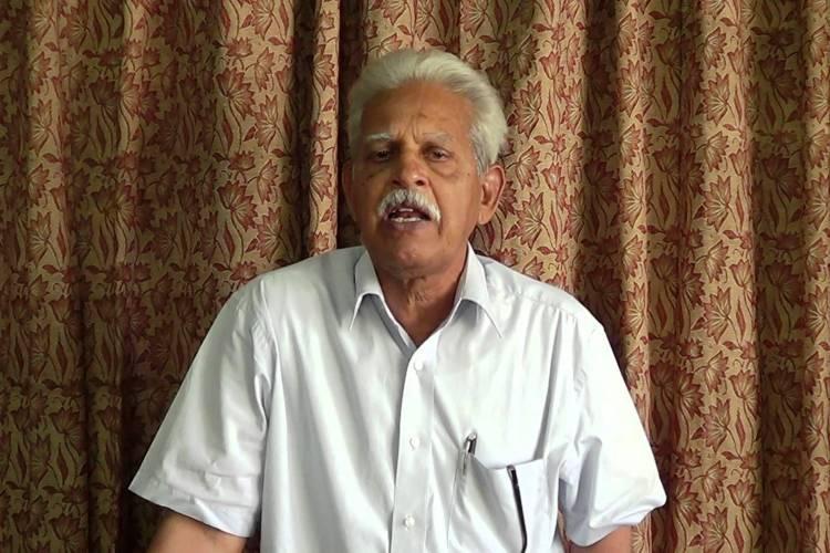 Maoist leader RK is safe police should stop hunting for him Activist Vara Vara Rao