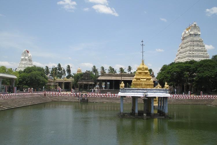After 40 years under water Kancheepuram temple deity to open for devotees from July 1