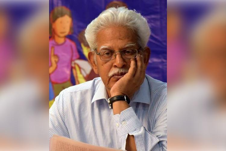 It was cold-blooded murder Noted writer Varavar Rao slams Telangana Maoist encounter