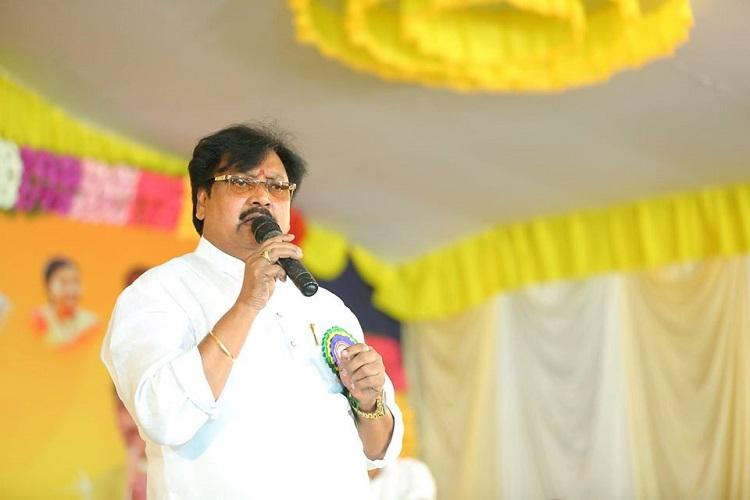 Andhra capital row TDP files police complaint against BCG for cheating