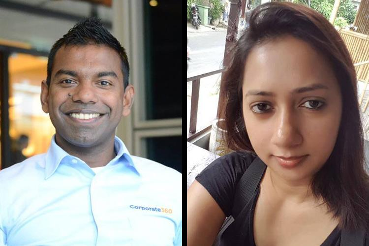 Kerala-based Corporate360 co-founder accuses husband of domestic violence and fraud he denies