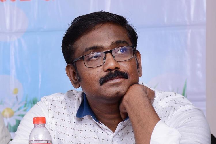 Veyil director Vasanthabalan hospitalised due to COVID-19