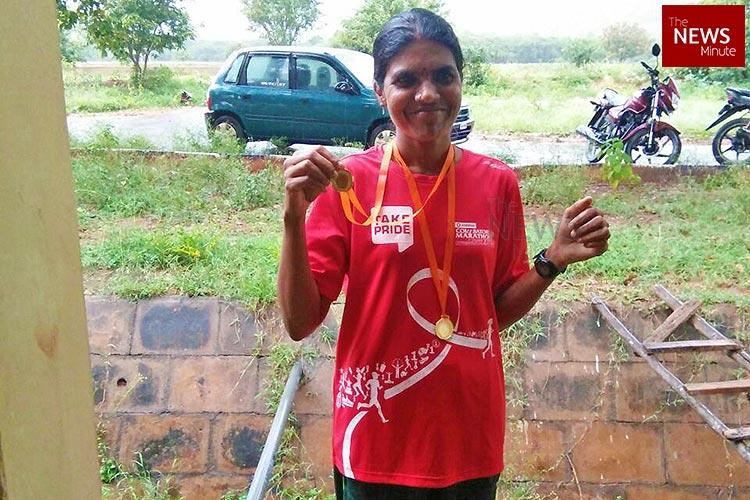 From domestic worker to champion This TN athlete needs your help to win for India