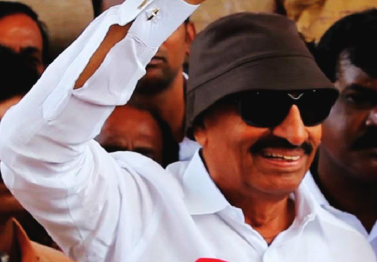 Vatal Nagaraj plans violently for dam!