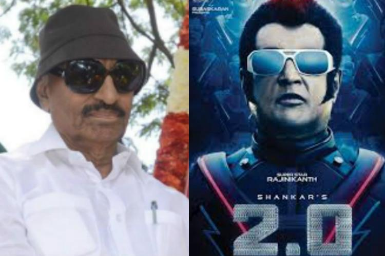 Wont allow screening of Rajinikanths 20 Vatal Nagaraj to protest in Bengaluru