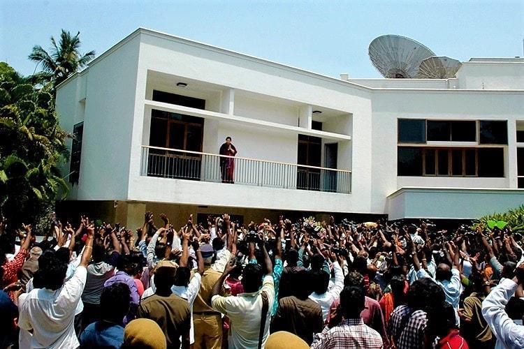 No legal hurdles in converting Jayalalithaas house into memorial Chennai Collector
