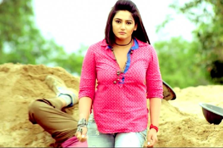 Review Veera Ranachandi is an action film that doesnt know what to do with its woman hero